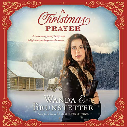 A Christmas Prayer audiobook cover art