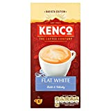 Kenco Flat White Instant Coffee 8 Sachets 144.8g