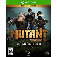 Mutant Year Zero: Road to Eden Deluxe Edition for Xbox One