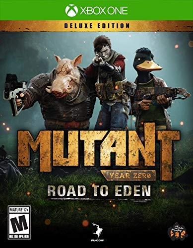 [Xbox One] Mutant Year Zero: Road to Eden Deluxe Edition - $6.12 at Amazon