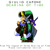 Bolero of Fire (From the Legend of Zelda Ocarina of Time - Piano Instrumental Version)