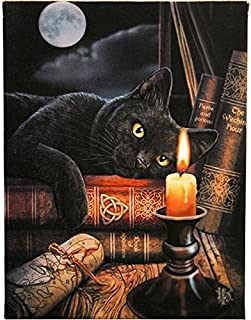 Enchanted Jewelry Witching Hour Canvas Art Print by Lisa Parker