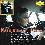Songtexte von Richard Strauss - Also sprach Zarathustra / Eine Alpensinfonie / Don Juan / Till Eulenspiegel / Vier letzte Lieder (Berliner Philharmoniker feat. conductor: Herbert von Karajan)