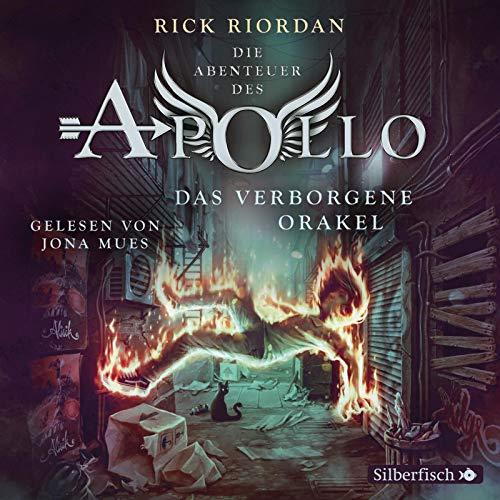 Die Abenteuer des Apollo 1: Das verborgene Orakel: 5 CDs