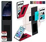 Hülle für Meizu Pro 5 Tasche Cover Case Bumper | Rot |