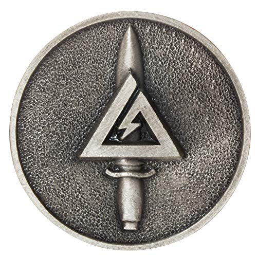 United States Army Delta Force America's Finest Oppressors Beware Challenge Coin
