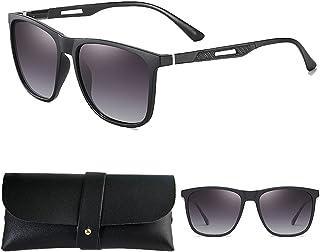 WVWRVR Polarized Sunglasses Women and Men Classic Retro Unisex Sun Glasses Vintage Style