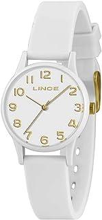 Relógio Lince Feminino Ref: Lrcj102p B2bx Casual Branco