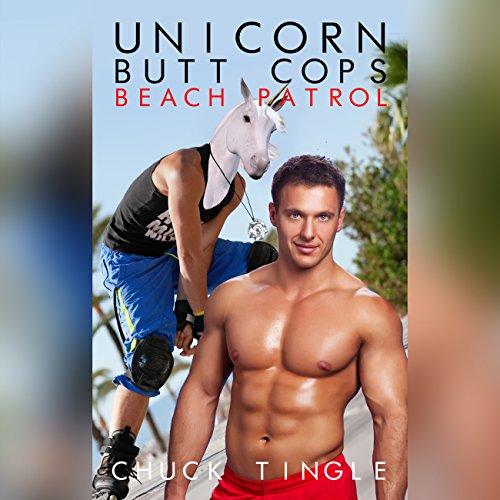 Unicorn Butt Cops audiobook cover art