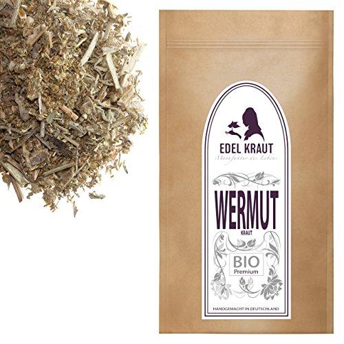 EDEL KRAUT   BIO Wermutkraut Tee geschnitten - Premium Wermuttee - wormwood cut 250g