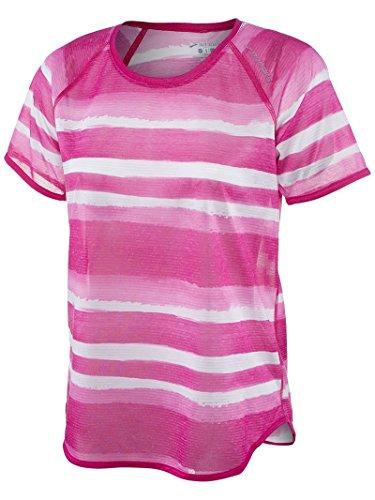 Brooks Damen Laufshirt Ghost Short Sleeve Pink - 221048-653 (S)