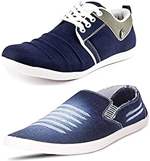 c5d22de4974 Amazon.in: Blue - Loafers & Moccasins / Casual Shoes: Shoes & Handbags
