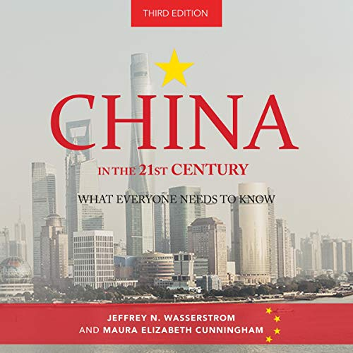 China in the 21st Century, 3rd Edition audiobook cover art
