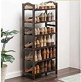 Tamaño del Almacenamiento del Organizador de Zapatos: 70 cm Tiene Capacidad para 18-25 Pares (Color : A, Size : 50cm)