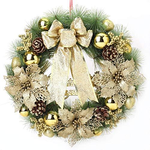 De kroon van Kerstmis Garland, 13.7