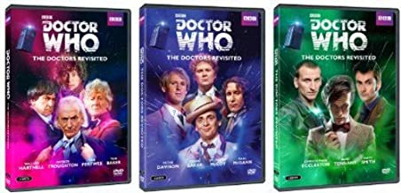 Doctor Who: The Doctors Revisited Gift Set