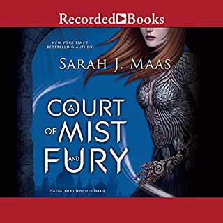A Court of Mist and Fury audiobook cover art