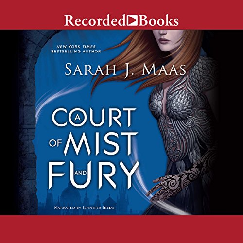A Court of Mist and Fury cover art