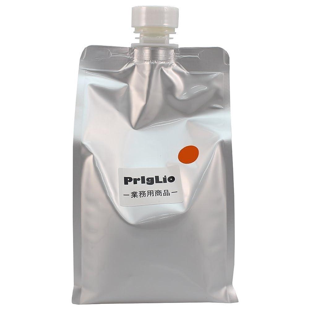 曇った泣くバケツプリグリオD ヘアサプリメント オレンジ 900ml