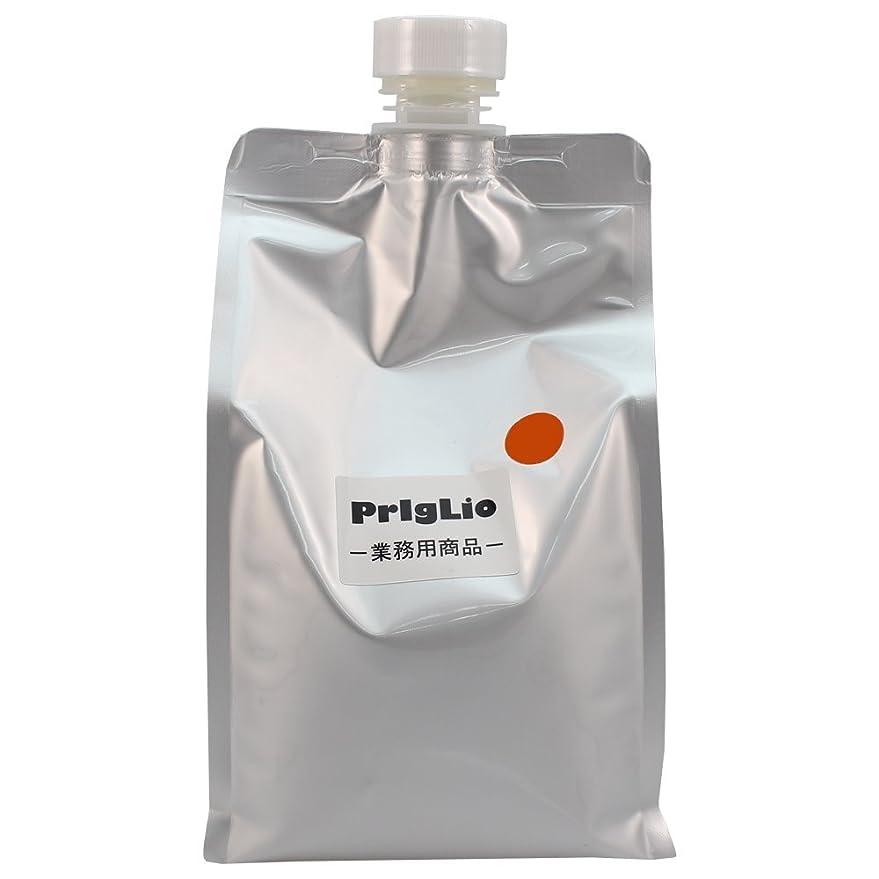 温かいイライラするラジエータープリグリオD ヘアサプリメント オレンジ 900ml