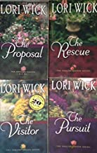 The Proposal, The Rescue, The Visitor, The Pursuit  (The English Garden Series Books 1-4)