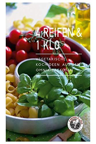 4 Reifen & 1 Klo: Vegetarische Kochideen aus dem Omnia-Backofen