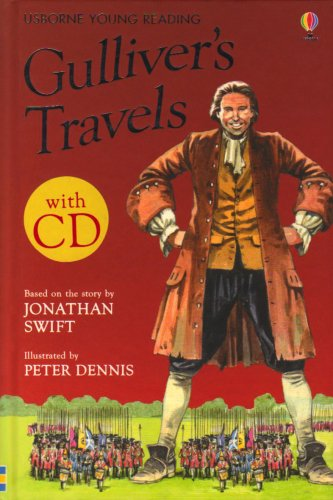 GULLIVER'S TRAVELS + CD 3.21 Young Reading Series