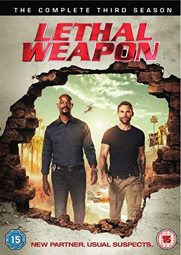 Lethal Weapon: Season 3 [DVD] [2019]