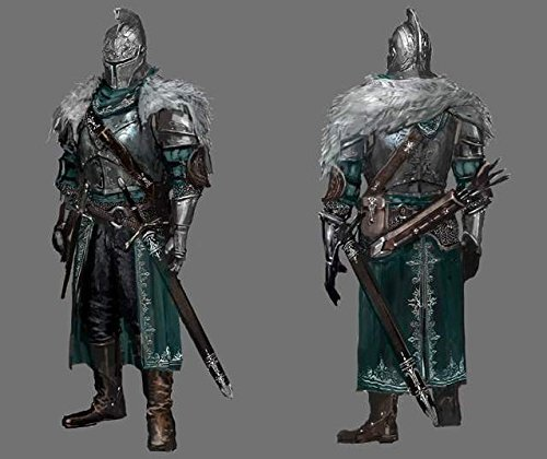Dark Souls II 12' Warrior Knight Figure