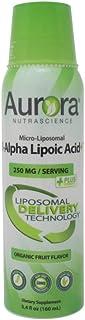 Aurora Nutrascience, Micro-Liposomal R-Alpha Lipoic Acid+ 250 mg with Vitamin C