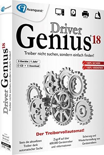 Driver Genius 18