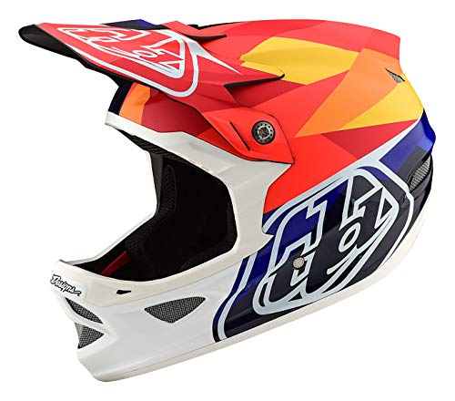 Troy Lee Designs Downhill-MTB Helm D3 Carbon MIPS Blau Gr. M