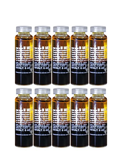 Art of Sun Lot de 10 ampoules Go...