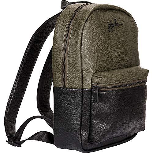 JuJuBe 18LB04LO-OLV Mini Backpack Ever - Vegan Leather - Olive, grün
