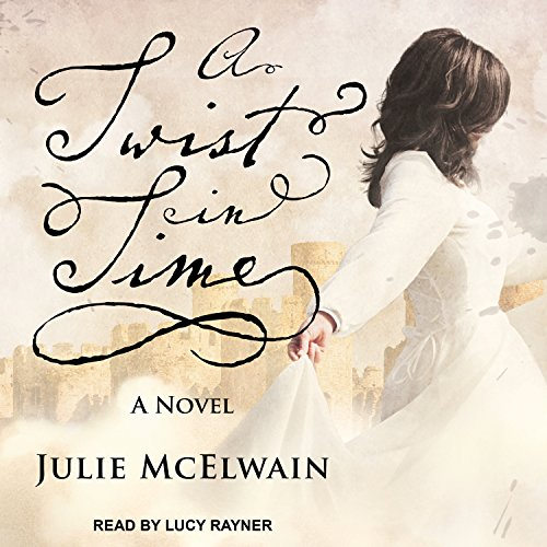 A Twist in Time audiobook cover art