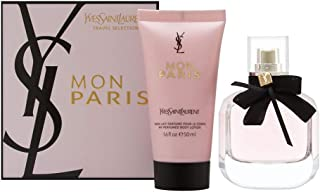 Mon Paris Ysl 2 Piece Gift Set with 1.6 Oz by Yves Saint Laurent NEW For Women