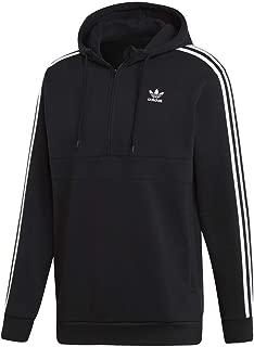 Men's 3-Stripes Half-Zip Sweatshirt