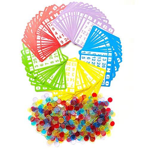 1000 pack bingo chips - 5