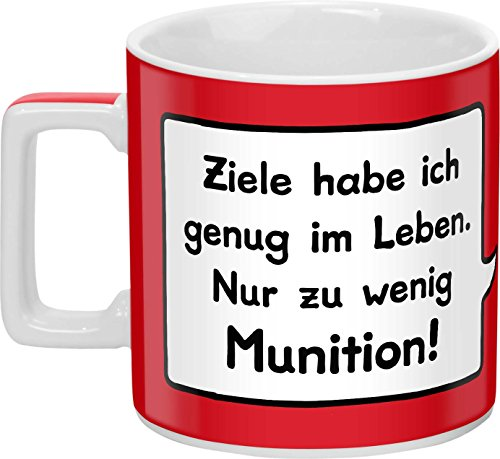 Sheepworld 44063 Tasse