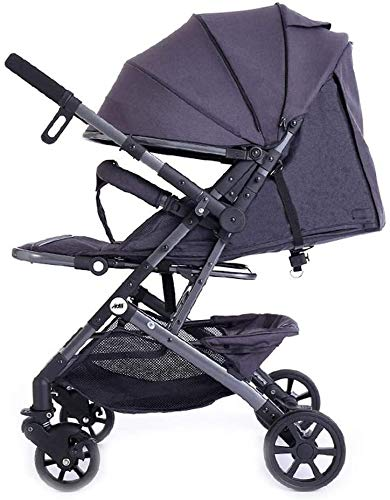 Why Should You Buy Ranzorh Anti-Shock Lightweight Baby Carriage,Convenience Pushchair Stroller,Com...