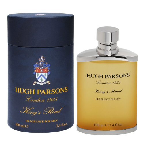 Hugh Parsons King's Road Eau de Parfum Natural Spray, 100 ml, 1er Pack (1 x 100 ml)