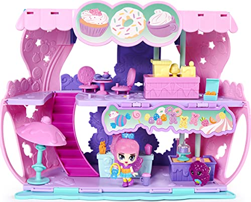 Hatchimals CollEGGtibles, Cosmic Candy Shop 2-in-1 Playset with...