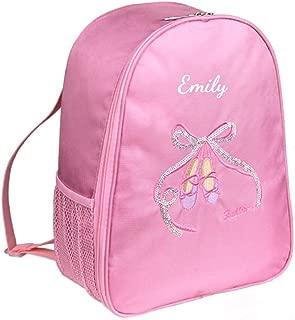 girls ballet bag personalized