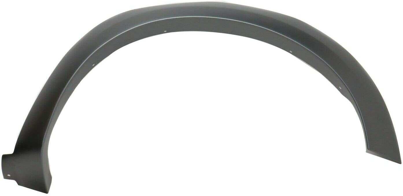 JUN Fender Now on Max 67% OFF sale Flares Front Passenger F Side Compatible 2010-14 with