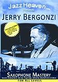 Saxophon Spielen Lehr-DVD Jerry Bergonzi Saxophone Mastery Video Jazz-Saxophon Unterricht Workshop...
