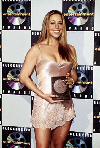 Posterazzi Poster Print Collection Mariah Carey at The Blockbuster Awards in Los Angeles As Photographed by Robert Helper 2000 Celebrity (16 x 20)