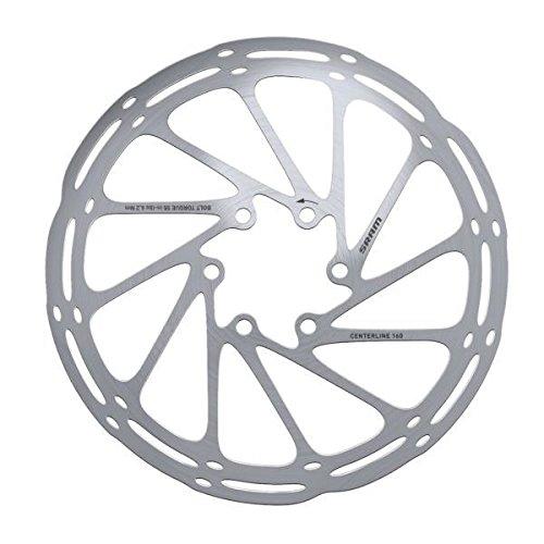 Sram Rotor Centerline Bremsen/bremsscheiben, Silber, 203mm