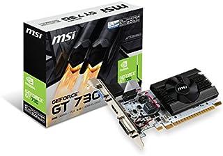 MSI N730K-1GD5LP/OCV1 グラフィックスボード VD5852 N730K-1GD5LP/OCV1