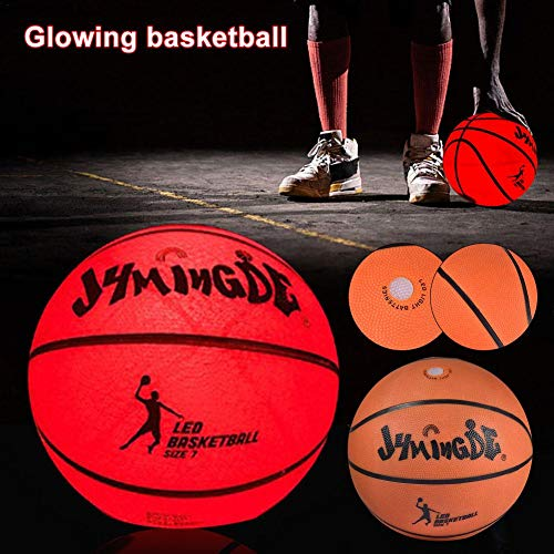 Why Choose stonishi Light Up Basketball Glowing Basketball Luminous with LED High Bright Lights with...