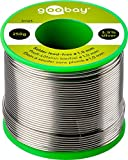 Fixpoint 51123 Stagno per Saldatura Senza Piombo, Diametro 1, 0 mm, 250 g